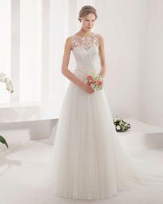 Alma Novia - Paola esküvői ruha
