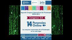 Vídeo de presentación del Taller - Concepto 2.0 y trabajo colaborativo con herramientas y aplicaciones en la nube, del Congreso Internacional de Fisioterapia IPETH 2013 #IPETH2013 impartido por Paco Millán @Paco Millan