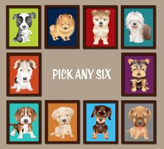 Hey, I found this really awesome Etsy listing at https://www.etsy.com/listing/209402973/dog-wall-art-canvas-or-prints-baby-boy