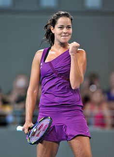 Brisbane International 2009: Anna Ivanovic of Serbia