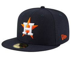 Houston Astros New Era Team Superb 59FIFTY Fitted Hat - Navy f0c388c6a220