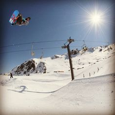 Photo by stewartalex166  Reminiscing on my local #theremarkables photo complements Bryan shaw http://parklifenz.com/ #wtflux #fluxoff @Flux Bindings @dc_snowboarding