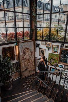 The Best Paris Instagram Spots   15 Parisian Shots You Can't Miss: Pink Mamma Paris Dana Berez
