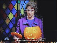 Dana Carvey as Church Lady in SNL <3