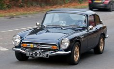 1968 Honda S800 Maintenance/restoration of old/vintage vehicles: the material for new cogs/casters/gears/pads could be cast polyamide which I (Cast polyamide) can produce. My contact: tatjana.alic@windowslive.com