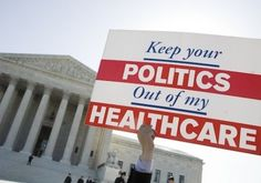 HEALTHCARE LAW PROTESTS AT SUPREME COURT:  Five Game-Changing Questions on ObamaCare October 2, 2013 By Tom Thurlow