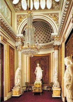 """""""Detalle interior en el Buckingham Palace"""""""