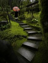 Portland's Japanese Garden )