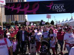 Susan G Komen Race for a Cure 2013