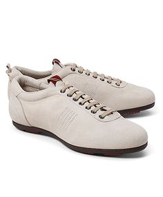 Pantofola d'Oro Suede Sneakers - Brooks Brothers