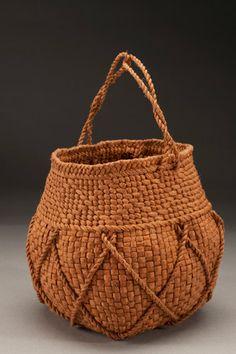 Jennifer Heller Zurick willow bark basket