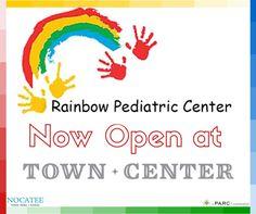Rainbow Pediatrics will officially open June 1st. #pontevedra #pediatrician