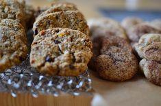 Viikonloppukokki: Kaurakeksit - aamupalaksi, välipalaksi, evääksi... Cookies, Desserts, Food, Crack Crackers, Tailgate Desserts, Deserts, Biscuits, Essen, Postres