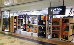 Porter stand