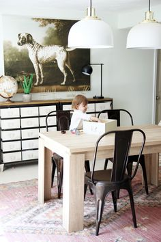 Tips For Choosing Wall-to-Wall Carpet in a Modern, Family Setting - Chris Loves Julia Wall Carpet, Bedroom Carpet, Chest Of Drawers Decor, Ikea Pax Closet, Chris Loves Julia, Living Room Furniture Arrangement, Built In Cabinets, Family Room Design, Toy Storage