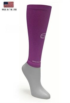 Berry solid sleeves, sold as a pair  www.crazycompression.com #crazycompression #crazyclan