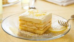 Tiramisu au citron avec Thermomix, une recette de dessert délicieux avec une sensation de fraîcheur, qui plaira aux amateurs de citron.