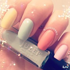 mireyaaxo's spring tips! Show us your spring mani & you could be featured on our Pinterest and Instagram! Just use #SephoraSpring
