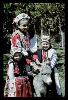 From Körősfő, NHA Néprajzi Múzeum | Online Gyűjtemények - Etnológiai Archívum, Diapozitív-gyűjtemény Costumes Around The World, Folk Costume, Life Is Beautiful, Hungary, Embroidery Patterns, Traditional, Portrait, Children, Pictures