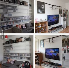 My gaming room!