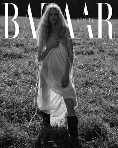 Anne Zarske Harper's Bazaar Turkey Andreas Ortner Beauty Editorial Hair And Makeup Artist, Hair Makeup, Go Outdoors, Wild Style, Natural Makeup Looks, Fashion Poses, Beauty Editorial, Harpers Bazaar, Supermodels