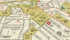 Dorothy's Film Map