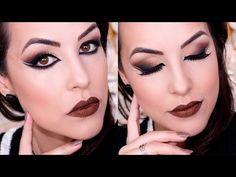 Maquiagem Árabe em tons neutros + DESAPEGA DA BRU - YouTube