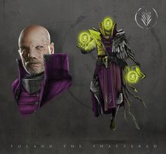 Toland The Shattered