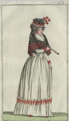 Historic Ladies in Fashion- fashion plates from the and early centuries. Jean Délavé, Fashion Illustration Vintage, 18th Century Fashion, Fast Fashion, Fashion Fashion, Regency Era, Illustrations, Historical Clothing, Fashion Plates