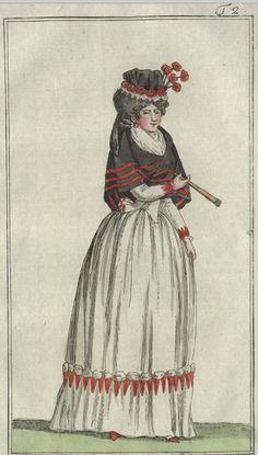 Journal des Luxus, January 1792.