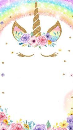 Join us for shimmering, sparkling unicorn party celebrating Ayli's birthday Wednesday, october 02 Ayli's house (liverpool) pm Unicorn Themed Birthday Party, Unicorn Birthday Invitations, Diy Birthday, Unicorn Crafts, Unicorn Art, Unicornios Wallpaper, Unicorn Backgrounds, Unicorn Printables, Unicorn Pictures
