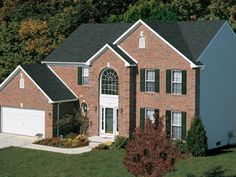 Tri-State Windows, Siding & Roofing, GAF Royal Sovereign Charcoal  Shingles http://tristatecompany.com/Roofing/Roofing.aspx
