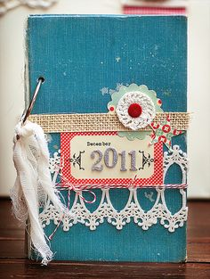 December Daily Cover by kendramccracken, via Flickr