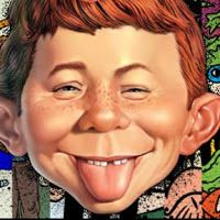 MAD Magazine I'm 48 years old, and I STILL have a subscription.