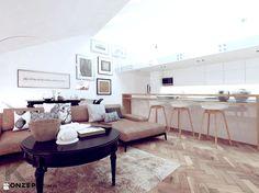 Salon styl Tradycyjny - zdjęcie od KONZEPT Architekci - Salon - Styl Tradycyjny - KONZEPT Architekci