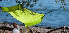 Cestovní houpací síť La Siesta Colibri - blue :: Ekupectví - Vaše kupectví online