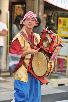 Tokyobling's Blog Chindonya – Traditional Music
