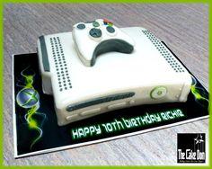 xbox cakes - Google Search