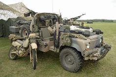 SAS Spec Ops Vehicle