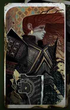 tumblingtheology:  These cards were so beautiful, I just had to get the screenshots and share them. (Part Two: Classes) (Part Three: Companions)