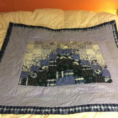 You have to see Baby Boy Blue Baby Quilt! Super cute quilt by a student! Cute Quilts, Baby Quilts, Boy Blue, Baby Boy, Super Cute, Student, Blanket, Boys, Projects