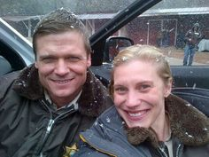 #Longmire @Bailey_Chase @kateesackhoff Longmire Series, Walt Longmire, Robert Taylor Longmire, Bailey Chase, Super Movie, Young Guns, Old Tv, The Good Old Days, Movies And Tv Shows