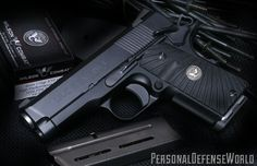 A Look inside the current issue of POCKET PISTOLS magazine.Wilson Combat Sentinels: Detail-driven, handmade guaranteed to be accurate for self-defense duty! Personal Defense, Self Defense, Wilson Combat, Pocket Pistol, Concealed Carry, Hand Guns, Pistols, Shops, Magazine