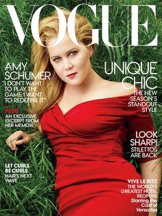 Vogue - Julho 2016 (Amy Schumer)