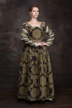 Robe de femme de la Renaissance du XVIe siècle par RoyalTailor