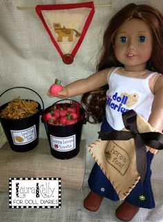 Camp Doll Diaries – Horse Feeding Fun for You and Your Dolls — Doll Diaries