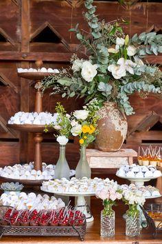 Decoração Rústica Chique | Vestida de Noiva | Blog de Casamento por Fernanda Floret
