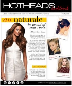 Coming soon from hotheads hair extensions @Style downtown