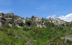 Cantobre, France