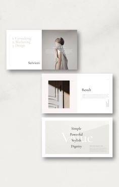 Neutral PowerPoint Template is a gorgeous presentation to show your project & ideas. This multi-purpose template might help you create effective presentation Page Layout Design, Web Design, Website Design Layout, Book Layout, Book Design, Design Ideas, Graphic Design, Template Portfolio, Portfolio Layout